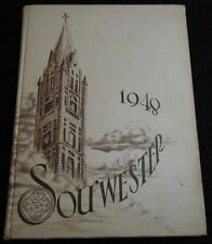 1948 Southwestern University Yearbook - GEORGETOWN TEXAS TX - SOU'WESTER