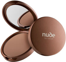 NUDE BY NATURE MINERAL COVER PRESSED BRONZER 2 for $45 BONUS GIFT