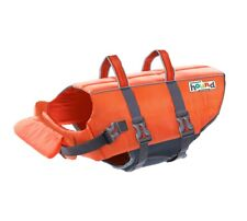 Outward Hound DOG LIFE JACKET Saver Preserver Safety Vest ORANGE SMALL