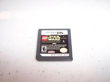 Lego Star Wars The Complete Saga (Nintendo DS) Lite DSi XL 3DS 2DS Game