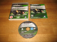 PS3 game - Splinter Cell Trilogy (complete PAL) Tom Clancy