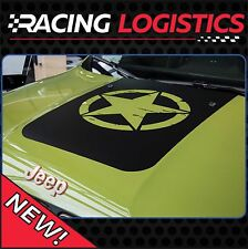 JEEP RENEGADE HOOD STICKER DECAL 2014-18 TRAILHAWK LIMITED SPORT PERFECT FIT!!