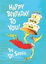 Mini Pops Ser.: Happy Birthday to You! by Dr. Seuss (2003, Hardcover)