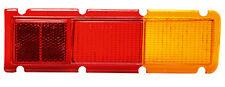 NEW For Ford Escort Mk1 Rear Lamp Lens R/H - Off Side - Tail Light Indicator Bra