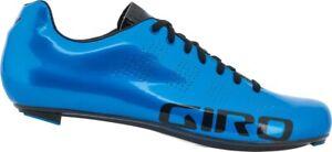 Brand New!!! Giro Empire ACC Road Cycling Shoe Men's US M9.5 EUR 43 Blue
