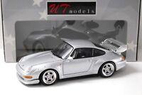 1:18 UT Models Porsche 911 993 GT2 Street silver boxed bei PREMIUM-MODELCARS