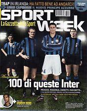 Sport Week.Inter,Ylenia Scapin & Roberto Meloni,jjj