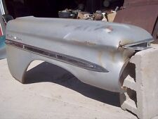 1959 Chevy RIGHT FRONT FENDER Original -free delivery-Carlisle/Hershey Swap Meet