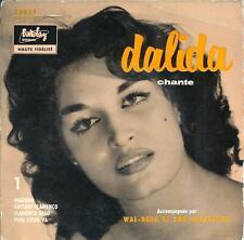 "DALIDA "" Madona "" 1er EP Barclay 70034"