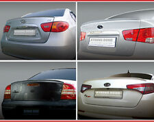Lip Spoiler PAINTED White 1p For 08 09 10 11 12 Chevy Cruze