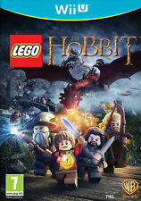 Lego Lo Hobbit Nintendo WII U IT IMPORT WARNER BROS