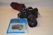 Ricoh XR-2s Camera w/ Kiron 30-80mm f/3.5-4.5 Lens