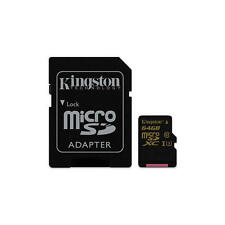 Tarjetas de memoria y adaptadores USB Kingston para tablets e eBooks