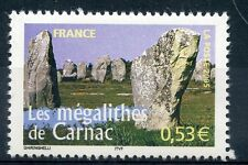 STAMP / TIMBRE FRANCE NEUF  N° 3819 ** LES MEGALITHES DE CARNAC