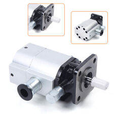 Hydraulic Log Splitter Pump Kit Shaft 3000psi 13 Gpm Amp 2 Stage 16 Gpm Pump Us