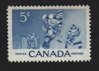 1956 = HOCKEY PLAYERS = VF MNH #359 Canada q08
