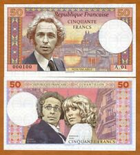 France, 50 Francs, 2018 Private Issue > Pierre Richard, 700 pcs issued
