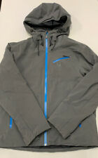 Spyder Men's Fanatic Jacket Gray / Blue - Size Medium NEW -  #162000 -- (NWoT)