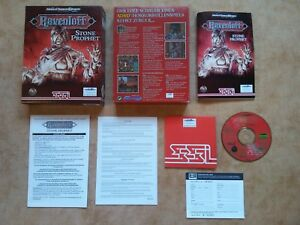 RAVENLOFT - STONE PROPHET  PC DOS   englisch  USK 12 #