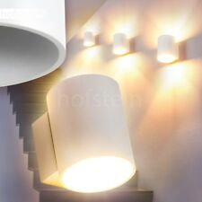 Applique Up & Down Lampe murale blanche Lampe de chambre à coucher Métal 168169