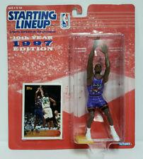 MARCUS CAMBY - Toronto Raptors Starting Lineup SLU 1997 NBA Action Figure & Card
