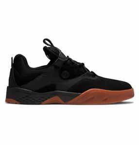 DC Skateboard Shoes Kalis Black/Black/Gum Mens