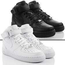 Nike air Force 1 Hommes Chaussures Baskets Différentes Couleurs 44 Blanc