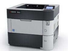 KYOCERA fs-4100dn S/W Impresora láser Dúplex en ambos lados USB 600 Hoja LAN