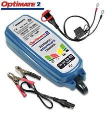 Cargador mantenedor de baterias Optimate 2 12V | Tecmate | bateria | ¡Envio 24h!