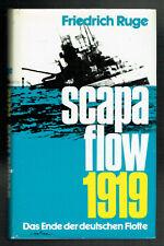 SCAPA FLOW 1919 - DAS ENDE DER DEUTSCHEN FLOTTE