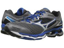 Mizuno Men's Wave Creation 18 Running Shoes Size 9 Steel Gray/Skydiver/Silver