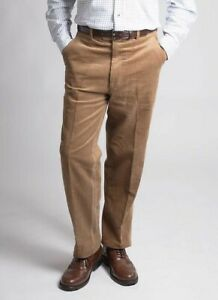 CLEARANCE Pure Cotton Classic Cord Trouser Pants for Office Party Business