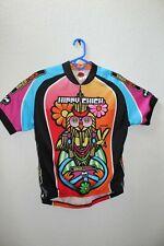 bicycle jersey women size XL Bicker Chick Peace Precryous USA Free Shipping