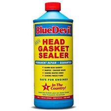 Blue Devil Permanent Sealer Head Gasket Sealant 32 Oz Bottle #-1 In Our Country!