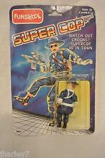 VINTAGE 1994 G.I. JOE COBRA FUNSKOOL SUPER COP SGT. SLAUGHTER MINT ON CARD MOC