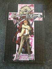 Shonen Jump Advanced Deathnote Manga Graphic Novel Books 1