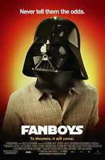 FANBOYS Movie POSTER 27x40 Sam Huntington Chris Marquette Dan Fogler Jay