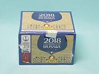 Panini WM 2018 Russia World Cup Sticker  1 x Display 100 Tüten Deutsche Auflage