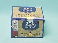 Panini WM 2018 Russia World Cup Sticker  1 x Display 100 Tüten Deutsche Auflage