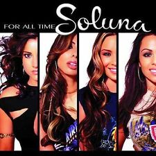 For All Time by Soluna (CD, May-2002, Dreamworks SKG)new cd disc only