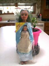 """New listing 1995 Fibre Craft 15"""" """"Indian Princess"""" Crochet Pattern Included New Package"""