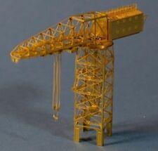 Alliance Model Works 1:700 WWII USN 150t Hammerhead Crane Pearl Harbor #NW70039