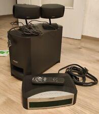 Bose av3-2-1 Media Center mit Ständerlautsprecher