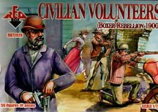 Civilian Volunteers 1/72 Redbox 72028