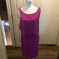 NWOT Ivanka Trump Popover Dress Size 16