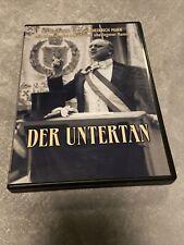 Der Untertan DVD Heinrich Mann 1946 Filmklassiker 104 min