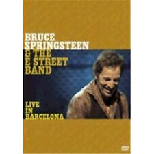 BRUCE SPRINGSTEEN LIVE IN BARCELONA 2 DVD REGION 0 PAL 5.1 NEW