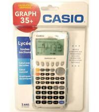 [Ref:GRAPH 35+] CASIO Calculatrice GRAPH 35+ ancienne génération sans mode