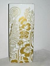Vase, Hutschenreuther, Hermann Schwahn, POP ART, Gold Dekor,  19 cm, TOP    192