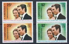 Grenada (until 1974) Block Stamps